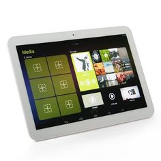 PIPO M9 Quad Core First RK3188 MID Tablet PC 10.1 IPS Screen Android 4.2 2G RAM Bluetooth Dual Camera Color White...
