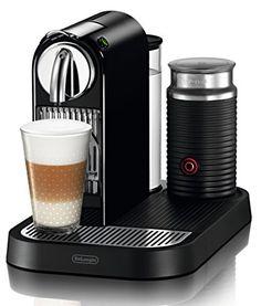DeLonghi EN 266.BAE coffee maker - coffee makers (Freestanding, Semi-auto, Espresso machine, Coffee capsule, Espresso, Latte macchiato, Lungo, Black)