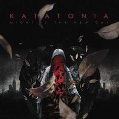 """Ripubblicazione dell'album dei #Katatonia intitolato """"Night is the new day"""" con copertina nuova e ben quattro tracce bonus."""