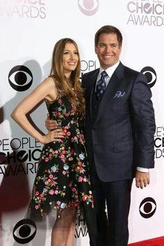 Michael and Bojana at the Paoples Choice Awards :)