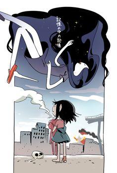 The Adventure Time Fan, yunta0722:   Memory Of a Memory