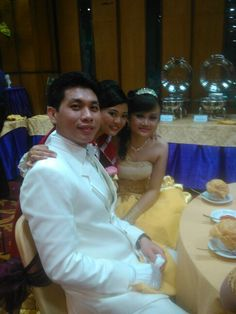 new couple.. happy ever after my dearest friend..