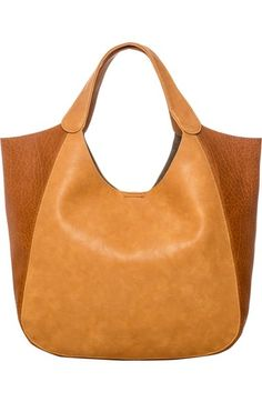 $78 no pockets  Urban Originals 'Masterpiece' Faux Leather Tote available at#Nordstrom