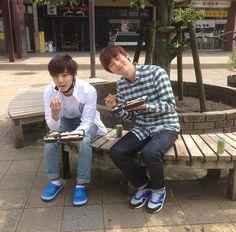 JR & Minhyun - NU'EST