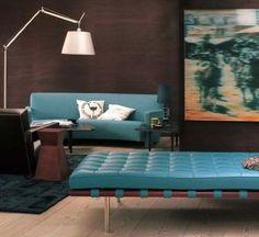 Wohnzimmer Braun - Wohnzimmer Inspirationen der braunen Farbpalette - fresHouse