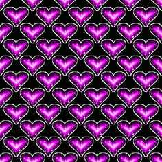 Click to get the codes for this image. Pink Glitter Hearts Seamless Background, Glitter, Hearts, Pink Background Wallpaper Image or texture free for any profile, webpage, phone, or desktop