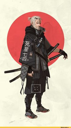 Wake up Samurai We have monsters to hunt. - Humor Photo - Humor images - Wake up Samurai We have monsters to hunt. The post Wake up Samurai We have monsters to hunt. appeared first on Gag Dad. Arte Cyberpunk, Cyberpunk 2077, Character Design References, Character Art, Fantasy Character Design, Ronin Samurai, Samurai Anime, Fantasy Samurai, Yakuza Anime