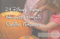 24 #Disney Themed #Halloween Templates @jan issues Howard I Pinch A Penny .com