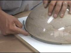 Concrete Casting: How to Make a Concrete Sink Mold