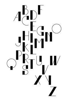 ABC/ typographyYou can find Typography fonts and more on our website. Caligraphy Alphabet, Hand Lettering Alphabet, Calligraphy Letters, Typography Letters, Printable Alphabet Letters, Creative Lettering, Lettering Styles, Lettering Design, Alphabet Design