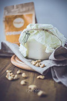 Hapatettu cashewjogurtti - Foodin