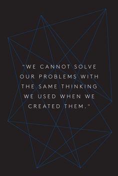 Albert Einstein's 28 Greatest Quotes #refinery29 http://www.refinery29.com/2016/03/105723/albert-einstein-quotes#slide-7 ...