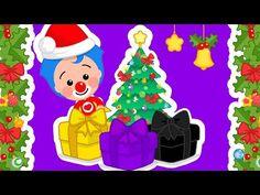 Regalos de Navidad de Plim Plim | Aprende Colores y Villancicos de Navidad #5 - YouTube Christmas Ornaments, Holiday Decor, Youtube, Home Decor, Christmas Music, Christmas Presents, Christmas Ornament, Interior Design, Home Interior Design
