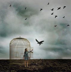 Amazing photo concept by IndependentPhotoArt