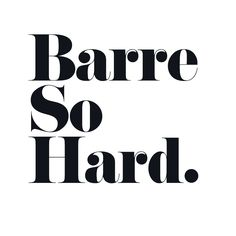 Barre So Hard *Exclusive* Tank
