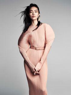 Vogue China March 2017 - Fei Fei Sun - Patrick Demarchelier