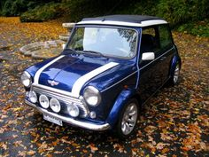 Ah yes, someday I will have not only a new one, but an old one like this!! Love the original austin mini!