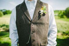 Grooms Vest