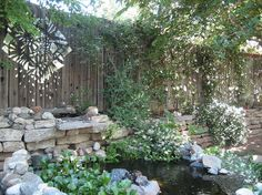 our mirror mosaic fence we had a blast creating this amazing what can come from a, fences, ponds water features, repurposing upcycling