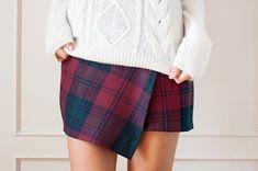 Mi primera máquina de coser: Cose conmigo: Wrap Skirt