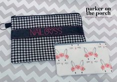 Digital Download- The Top Zip Bag set of 9 – Parker on the Porch