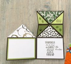 Project: Raise the Roof Exploding Card Fancy Fold Cards, Folded Cards, Paper Art, Paper Crafts, Card Crafts, Cool Journals, Card Making Tutorials, Time To Celebrate, Bunt