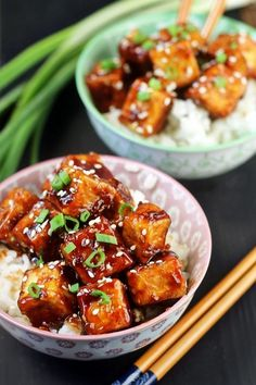 19 Unexpected Tofu Recipes Everyone Will Love via @PureWow