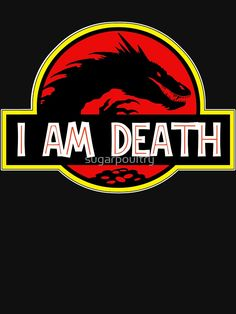 """Smaug - I Am Death T-Shirt"" T-shirt by sugarpoultry Hobbit Dragon, Smaug Dragon, Very Short Quotes, Im Sorry Quotes, Lord Sauron, Desolation Of Smaug, Broken Heart Quotes, Love Quotes For Him, Middle Earth"