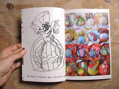 misako mimoko: Nathalie Lété's Book about Gina Namkung's Surprise Balls