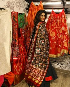How To Wear A Dupatta – Different Types & Draping Style Ideas, Long gone are the days when it was cute to wear dupattas that were short because the focus was on the remaining part of the dress. Now, it is the 'dupatta&, Lehenga Dupatta, Anarkali, Churidar, Ikkat Dupatta, Bandhani Saree, Indian Attire, Indian Wear, Indian Dresses, Indian Outfits