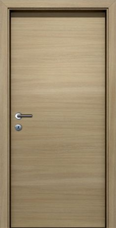 CPL Laminált RMS Tele Beltéri Ajtó: Fehér tölgy Door Handles, House Design, Doors, Home Decor, Door Knobs, Decoration Home, Room Decor, Architecture Design, Home Interior Design