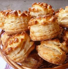 Tepertős-sajtos pogácsa - Blikk Rúzs