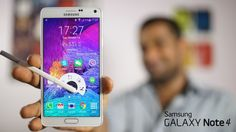 Galaxy Note 4 Review - The King of Phablets?
