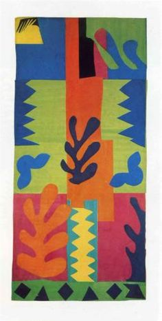 Henri Matisse (1869 - 1954) | Abstract Expressionism | not identified