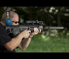 The KelTec RFB is a short-stroke gas piston operated semi-automatic rifle in 7.62 mm NATO caliber.2013