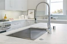 Beau This Faucet Is Made By Blanco And The Sink Is A U201cBLANCO PRECISION™ MicroEdge