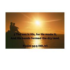 Psalm 95:5