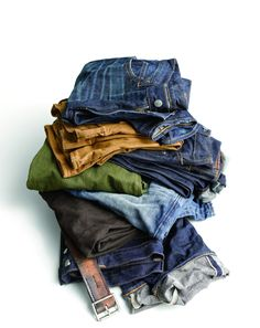 What we do at J.Crew: the world's best denim. From North Carolina's Cone Denim® to Japan's Kaihara and Kurabo mills, we went the distance to bring you the very best selection of men's jeans.