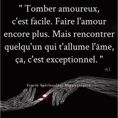 citation #amour #spiritualité #sagesse #psychologie #philosophie #amour #espritsciencemetaphysiques.co Inspirational Quotes About Love, Great Quotes, Me Quotes, Quote Citation, French Quotes, Good Thoughts, Positive Attitude, Positive Affirmations, Just Love