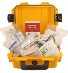 "The Emergency Preparedness Medical Kit was designed for individuals looking for more than just a basic ""Store Bought"" First Aid Kit."
