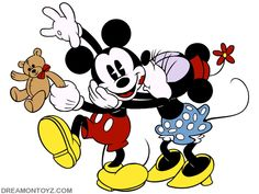 FREE Cartoon Graphics / Pics / Gifs / Photographs: Mickey and ...