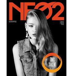 Neo2: Portada Marzo 2013. Foto: Sebastian Troncoso / Modelo: Hollie May
