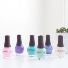 Our Nurture collection features 6 colors that ooze feelings of renewal and affection. Which has been your go-to?