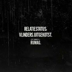 Relatiestatus; vlinders uitgekotst. Relationship status; puked up butterflies.