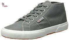 Superga 2750-Cotu Classic, Chaussures de Tennis Mixte Adulte, Vert (936 Mint), 45 EU
