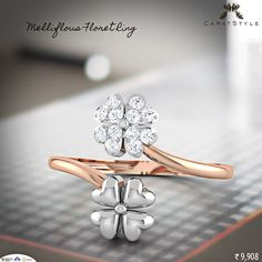 Good things are just around the corner of CaratStyle! #ring #diamond