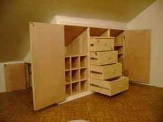 attic closets - Bing Images
