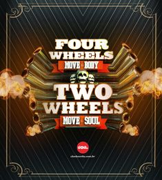 Motorcycle Quotes #1 on Behance