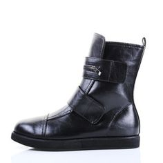 DEEPSTYLE  Faux leather boots