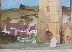 Modern Printmakers: Away for the weekend with S.G. Boxsius